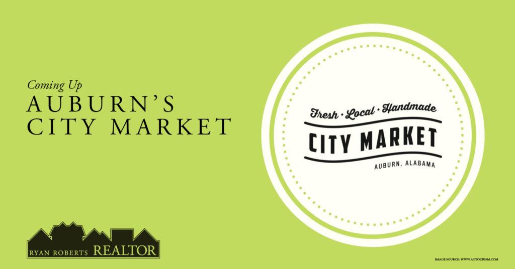 Auburn's City Market