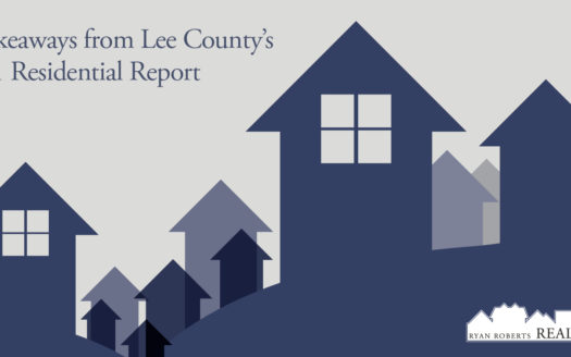 Takeaways from Lee County's Q1 Residential Report