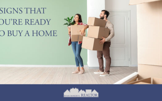 signs that you're ready to buy a home
