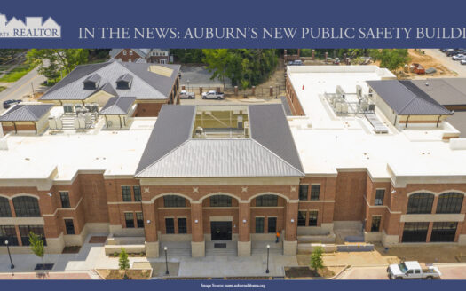 Auburn's new public safety building