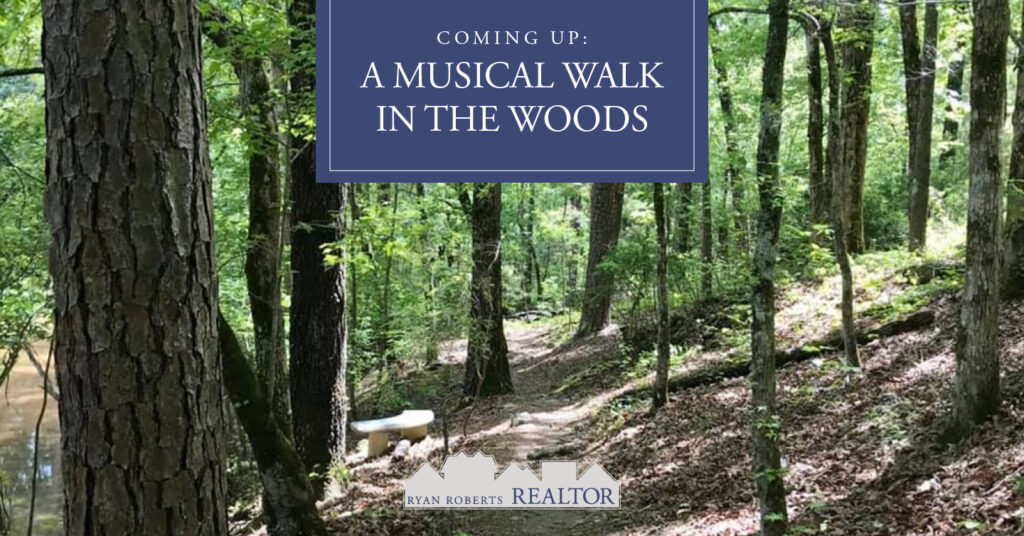 A Musical Walk in the Woods