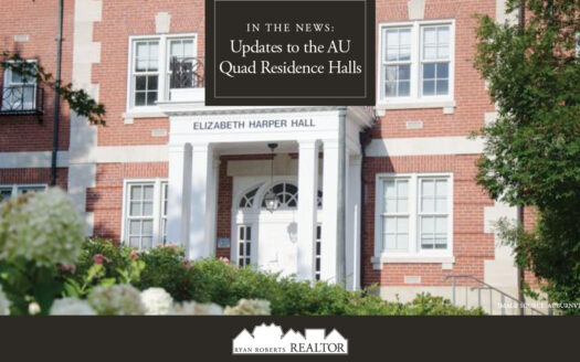 updates to the AU Quad residence halls