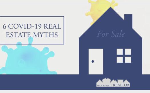 COVID-19 real estate myths