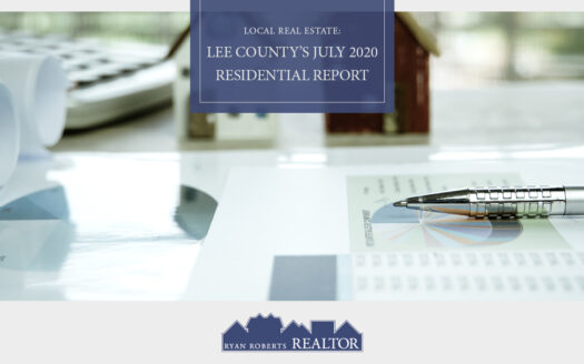 Lee County's July 2020 Residential Report