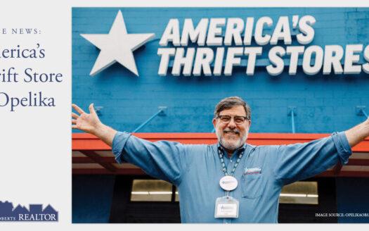 America's Thrift Store in Opelika