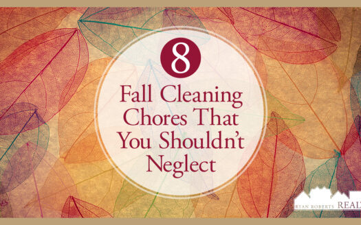 fall cleaning chores that you shouldn't neglect