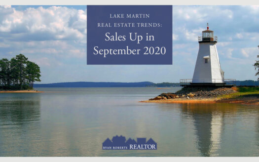 Lake Martin real estate trends