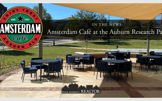 Amsterdam Café at the Auburn Research Park