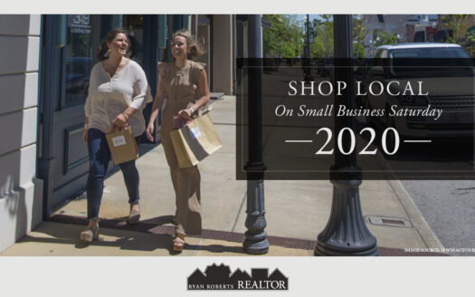 Shop Local on Small Business Saturday 2020