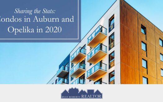 Condos in Auburn and Opelika in 2020