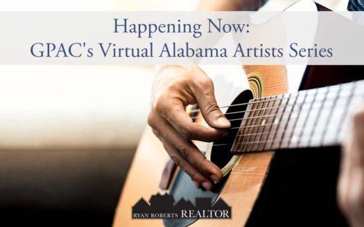 GPAC's Virtual Alabama Artists Series