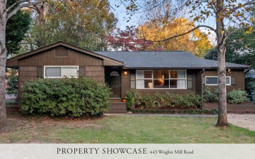 443 Wrights Mill Road