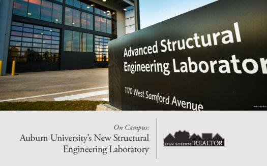 Auburn University's New Structural Engineering Laboratory
