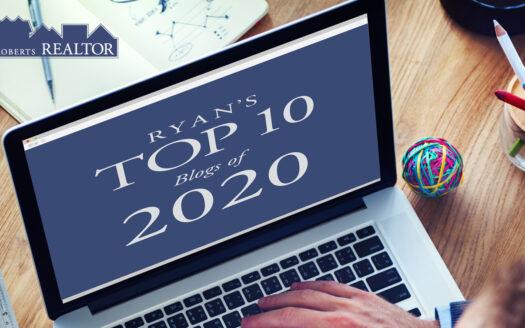 Ryan's top 10 blogs of 2020