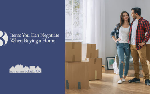 items you can negotiate when buying a home