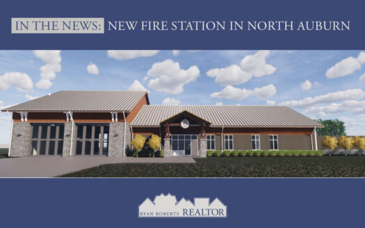 New Fire Station in North Auburn
