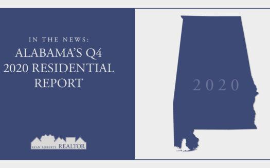 Alabama's Q4 2020 Residential Report