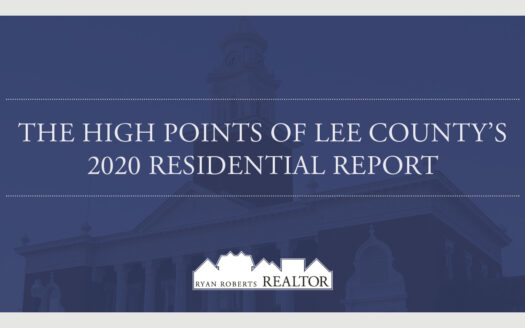 Lee County's 2020 residential report