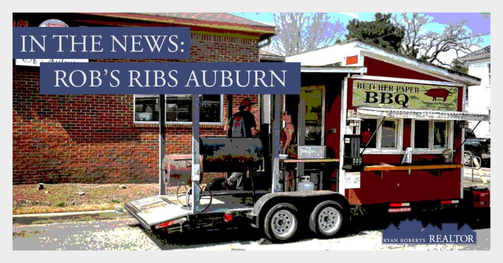Rob's Ribs Auburn