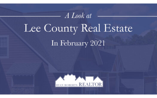 Lee County Real Estate In February 2021