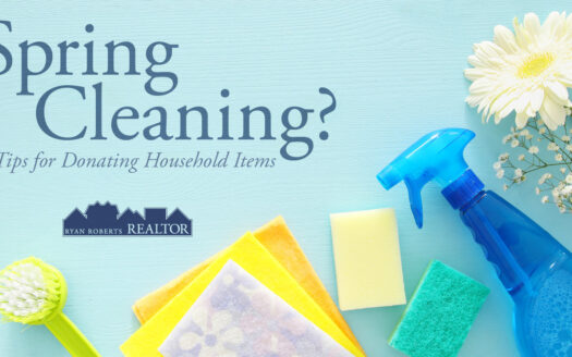 tips for donating household items