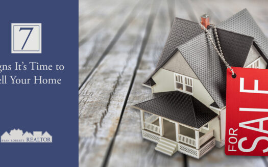 signs it's time to sell your home