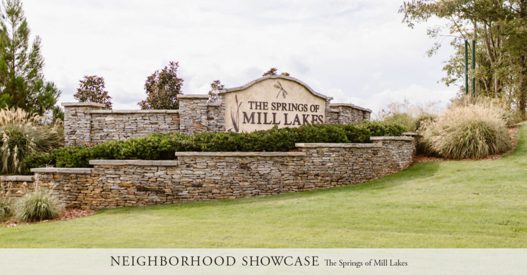 The Springs of Mill Lakes