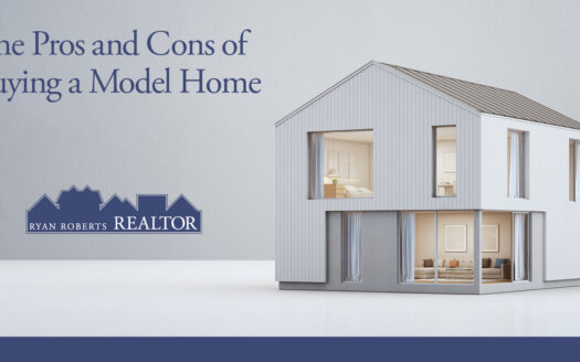 pros and cons of buying a model home