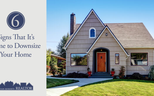 Signs That It's Time to Downsize Your Home