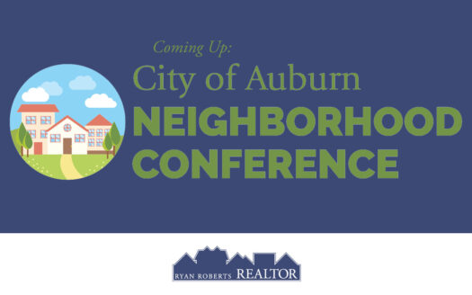 City of Auburn Neighborhood Conference