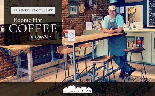 Boonie Hat Coffee in Opelika