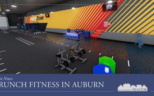 Crunch Fitness in Auburn