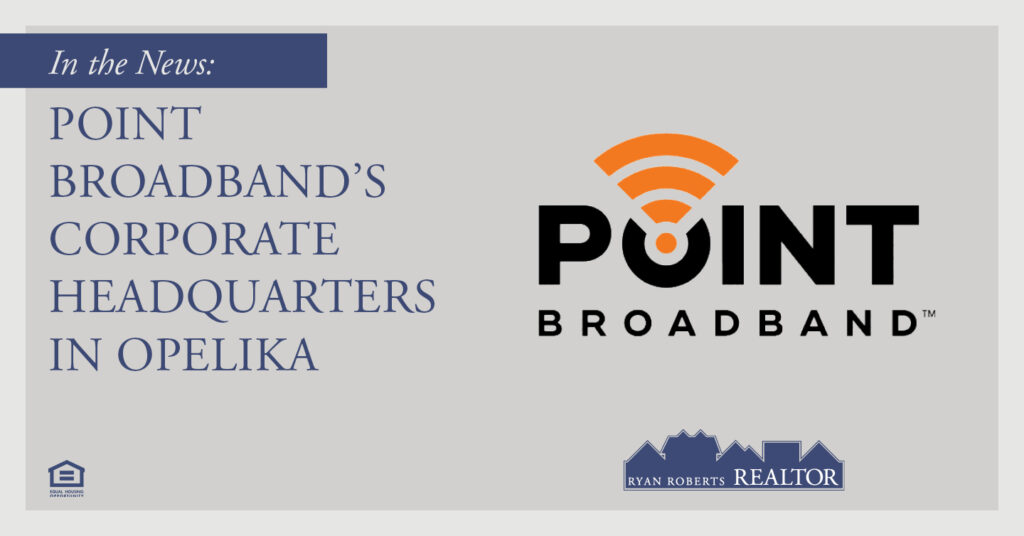Point Broadband's Corporate Headquarters in Opelika