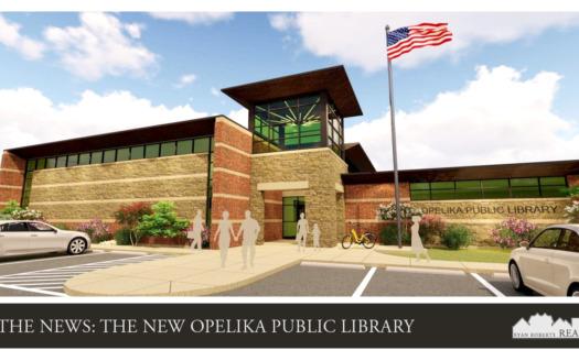 The New Opelika Public Library